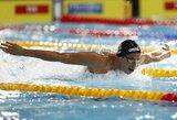 Europos plaukimo čempionate – netikėtai pasibaigęs finalas