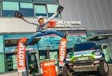 V.Žala džiaugiasi: prie komandos prisijungia pagrindinis Dakaro ralio rėmėjas