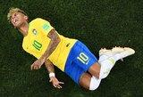 Pražangų skaičius prieš Neymarą – rekordinis per pastaruosius 20 metų