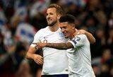 EURO2020 atranka: Anglija suvarpė Juodkalniją septyniais įvarčiais
