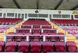 Marijampolėje – 4 kategorijos stadionams reikalingi atnaujinimai