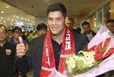 Oficialu: Hulkas tapo brangiausiu Azijos futbolo pirkiniu