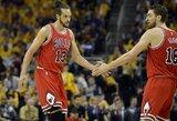 """""""Wizards"""" ruošia J.Noah beprotiškos vertės kontraktą"""