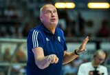 R.Kurtinaitis prieš Eurolygos startą šventė pergalę