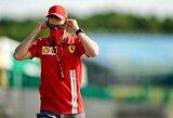 """S.Vettelis nesupranta, kodėl yra toks lėtas: """"Viską išbandėme ir niekas nepasikeitė"""""""