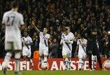 "Čempionų lyga: ""Tottenham"" klubas ""Wembley"" stadione sutinka ""Monaco"" komandą"