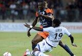 """Naujo """"Ligue 1"""" sezono startas: čempiono lygiosios ir net trys raudonos kortelės"""