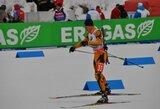 T.Kaukėnas persekiojimo lenktynėse užėmė 38-ą vietą