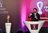 Opūs klausimai prieš pasaulio čempionatą Katare: kur mažytėje šalyje apgyvendinti 3 mln. futbolo sirgalių?