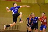 """VHC """"Šviesa"""" Europos Iššūkio taurės aštuntfinalio rungtynėse patyrė pirmą pralaimėjimą, tačiau nepasiduoda"""