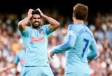 """Aštuntą sezoną """"Atletico"""" gretose D.Simeone pradėjo lygiosiomis su """"Valencia"""""""