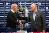 J.Martins tikisi dar vieno istorinio pasiekimo, S.Širmelis laukia futbolo šventės
