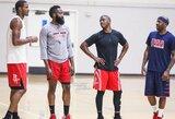 Penki geriausi komandas pakeitę NBA krepšininkai