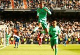 """Dešimtyje rungtyniauti likęs """"Real"""" nugalėjo """"Espanyol"""""""