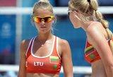 I.Dumbauskaitė ir M.Povilaitytė Europos žaidynėse kovos dėl bronzos (komentarai, papildyta)