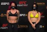 UFC atleidimų banga: iš organizacijos išmesta ir populiarioji R.Ostovich