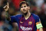 """Argentinos žiniasklaida: L.Messi liks dar vienam sezonui """"Barcelonoje"""""""