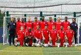 Mažojo futbolo pasaulio čempionato aštuntfinalyje Lietuvos laukia Anglijos rinktinė