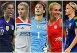 TOP-10: visų laikų daugiausiai uždirbančios futbolininkės