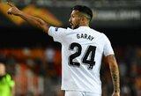 """""""Valencia"""" gynėjas tapo pirmuoju koronavirusu užsikrėtusiu futbolininku, rungtyniaujančiu """"La Liga"""" pirmenybėse"""