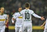 """Vokietija: T.Hazardas padėjo """"M.Borussia"""" iškovoti pergalę prieš autsaiderius"""