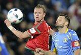 Nevykęs pokštas: Rusijos futbolininkas pajuokavo apie koronavirusą