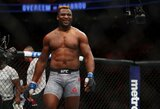 """Metų turnyras: """"UFC 226"""" kovos ir F.Ngannou"""