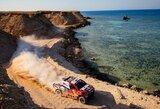 """N.Al-Attiyah viltys laimėti Dakarą blėsta: """"Toks jau tas gyvenimas"""""""