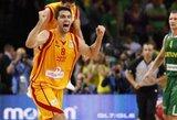 Makedonai nušlavė Ukrainos nacionalinę komandą