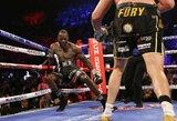 T.Fury juokiasi iš D.Wilderio: išvardijo šešis varžovo pasiteisinimus dėl pralaimėjimo
