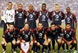 """D.Beckhamas ir T.Henry – startinėje """"MLS"""" žvaigždžių komandos sudėtyje"""