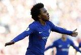 """Anglijos FA taurė: """"Tottenham"""" suklupo ir pasitraukė, """"Chelsea"""" užtikrintai žengė tolyn"""