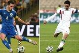 Pasaulio čempionato apžvalga: Bosnija ir Hercegovina – Iranas