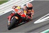 """Rekordinį ratą nuvažiavęs M.Marquezas Silverstone iškovojo """"pole"""" poziciją"""