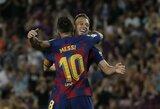 """Ispanijos pirmenybių prezidentas J.Tebasas: """"L.Messi yra geriausias istorijoje"""""""