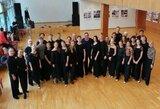 Geriausi Lietuvos šokėjai rinkosi į nacionalinės rinktinės stovyklą Birštone