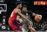 """""""Nets"""" krepšininkas nežais NBA sezono atnaujinime"""