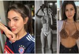 """""""Bayern"""" turi pritrenkiančią gerbėją: dėl jos tapsi Miuncheno komandos sirgaliumi"""