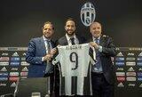 """TOP 10: brangiausi """"Serie A"""" vasaros pirkiniai"""