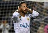 """Žaisti trokštantis S.Ramosas: """"Privalome laimėti prieš """"Barcelona"""""""