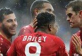 """""""Bayer"""" iškovojo antrą pergalę iš eilės """"Bundesliga"""" pirmenybėse"""