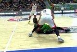 Kuriozas Turkijoje: rungtynių metu žaidėjas prašė minutės pertraukėlės