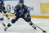 """KHL Vakarų konferencijos finale kausis SKA ir """"Dynamo"""" ekipos"""