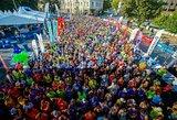 """Prasidėjusiame """"Danske Bank Vilniaus maratone"""" – 14,5 tūkst. dalyvių iš 56 šalių"""