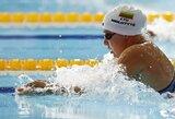 R.Meilutytė užtikrintai pateko į pasaulio čempionato finalą
