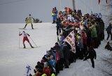 M.Vaičiulis atvirajame Lietuvos slidinėjimo čempionate iškovojo antrąjį aukso medalį