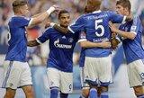 """K.P.Boatengo debiutas pažymėtas pirmąja """"Schalke"""" pergale (+ kiti rezultatai)"""
