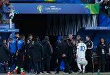 """""""Copa America"""" turnyro organizatorių atsakas L.Messi: """"Nepriimtina švaistytis nepagrįstais kaltinimais"""""""