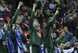 Paaiškėjo Lietuvos krepšinio rinktinės rungtynių laikai Pasaulio taurėje
