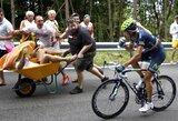 Dviračių lenktynių Vokietijoje antrajame etape lietuviai į 50-uką nepateko